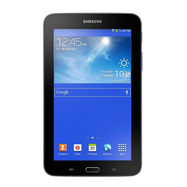 Samsung Galaxy Tab 3 7.0 Lite VE - T113, 8GB, Wi-Fi, Black