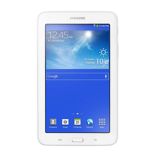 Samsung Galaxy Tab 3 7.0 Lite VE - T113, 8GB, Wi-Fi, White