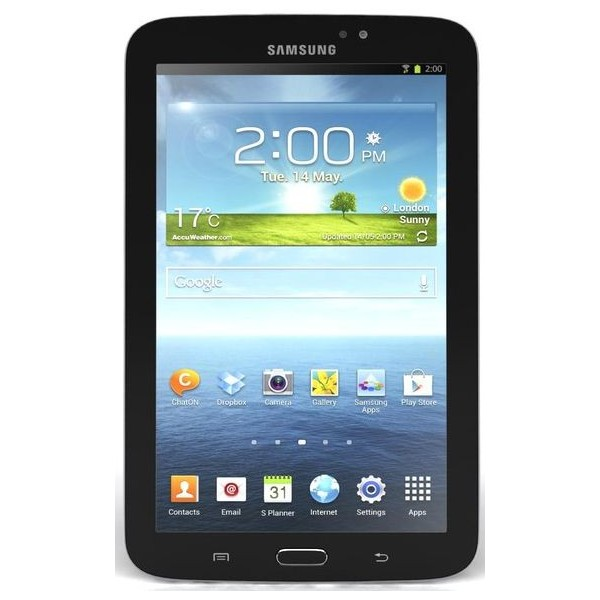 Samsung Galaxy Tab 3 7.0 - T210, 8GB, Black