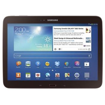 Samsung Galaxy Tab 3 - P5200, 16GB, 3G, Black