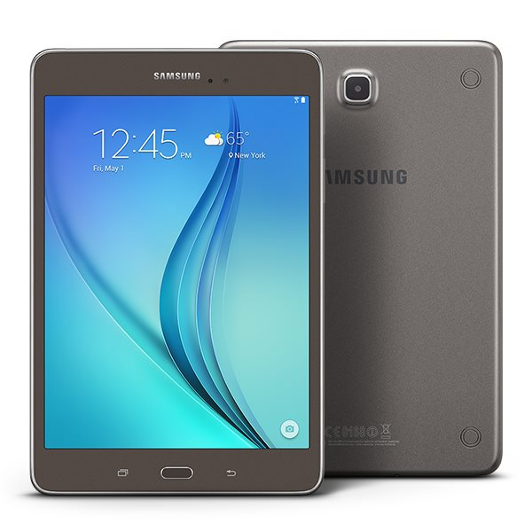Samsung Galaxy Tab A 8.0, T350, 16GB, Black
