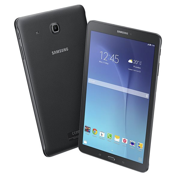 Samsung Galaxy Tab E 9.6, T560, 8GB, Black