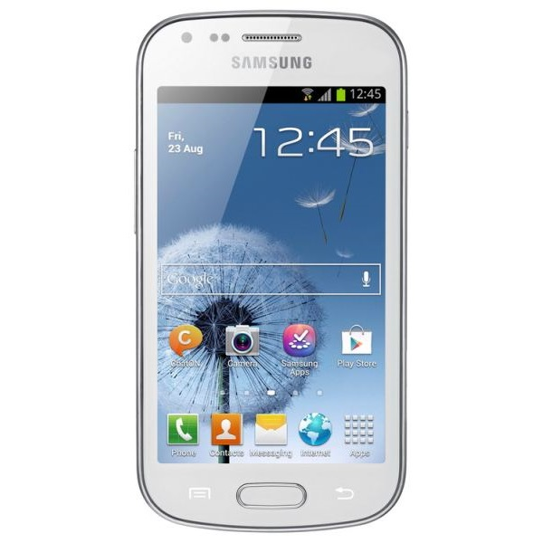 Samsung Galaxy Trend Plus - S7580, White - SK distrib�cia
