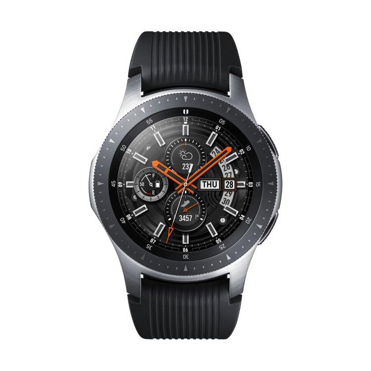 Samsung Galaxy Watch SM-R800, 46mm, multifunkčné hodinky, Silver