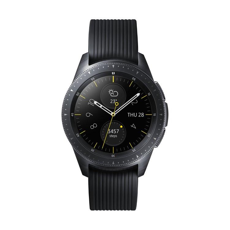 Samsung Galaxy Watch SM-R810, 42mm, multifunkčné hodinky, Black