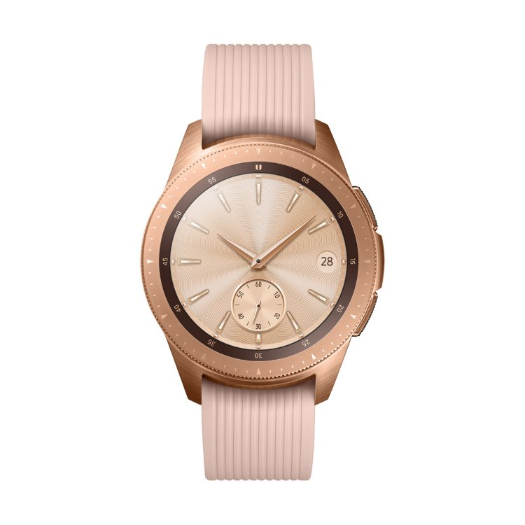 Samsung Galaxy Watch SM-R810, 42mm, multifunkčné hodinky, Rose Gold