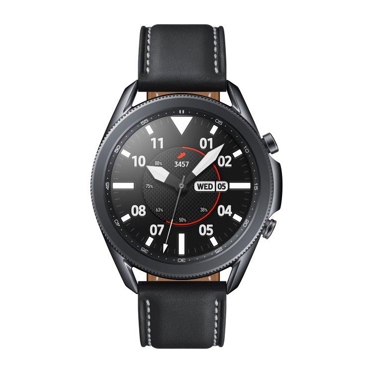 Samsung Galaxy Watch3 SM-R840, 45mm, Black - SK distribúcia