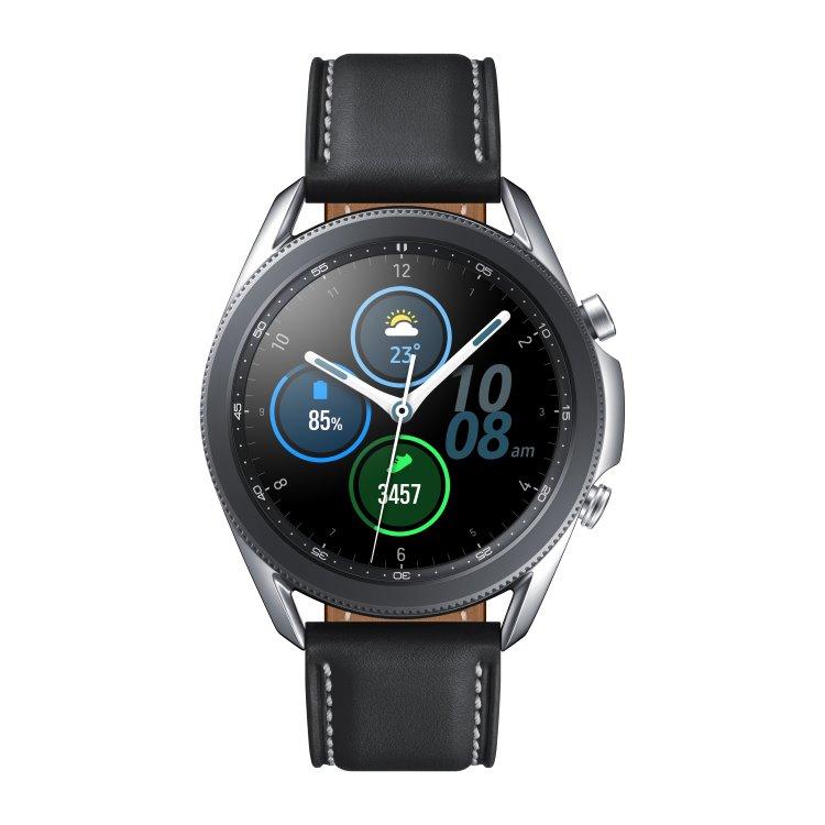 Samsung Galaxy Watch3 SM-R840, 45mm, Silver - SK distribúcia