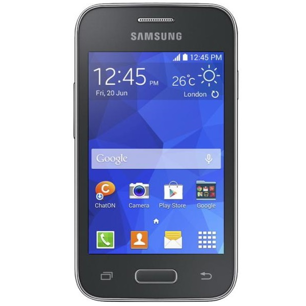 Samsung Galaxy Young 2 - G130, Gray - SK distrib�cia