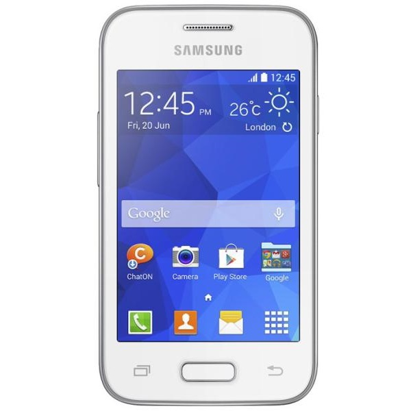 Samsung Galaxy Young 2 - G130, White - SK distrib�cia