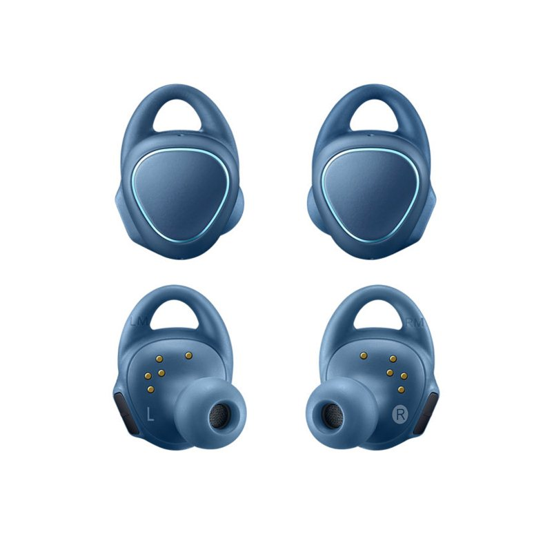 Samsung Gear IconX  - Bluetooth Stereo Headset + Tracker, Blue