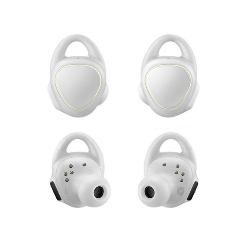 Samsung Gear IconX  - Bluetooth Stereo Headset + Tracker, White