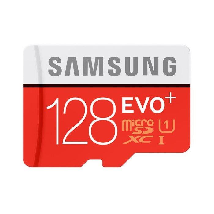 805615c09 Samsung Micro SDXC EVO Plus 128GB + SD adaptér, UHS-I - rýchlosť 80 MB/s -  OPENBOX (rozbalený tovar s plnou zárukou)