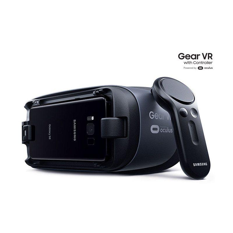Samsung SM-R324 Gear VR s ovládačom, Orchid Gray