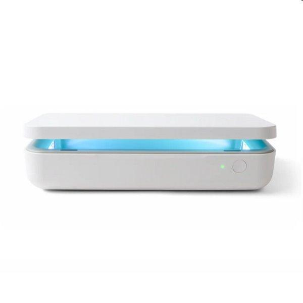 Samsung UV sterilizátor s funkciou bezdrôtového nabíjania Qi, white