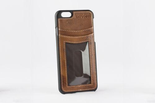 Savelli Brenta for iPhone 7, brown Brenta-br-8