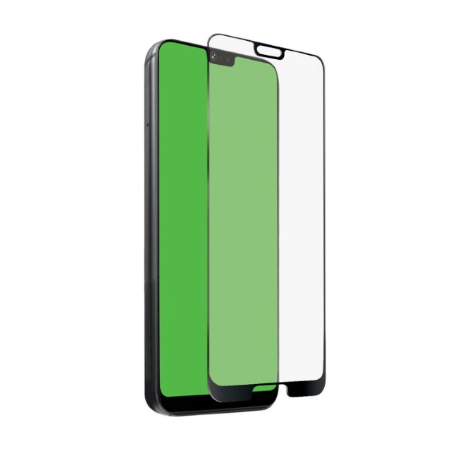 SBS - Tvrdené sklo 4D Full Glass pre Huawei P20 Pro, čierna