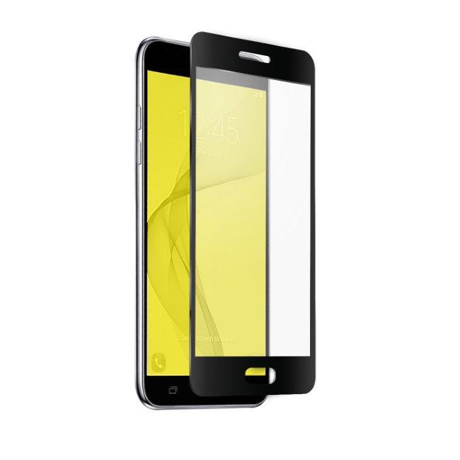 Tvrdené sklo SBS Full Cover pre Samsung Galaxy J5 2017, black TESCREENFCSAJ517K