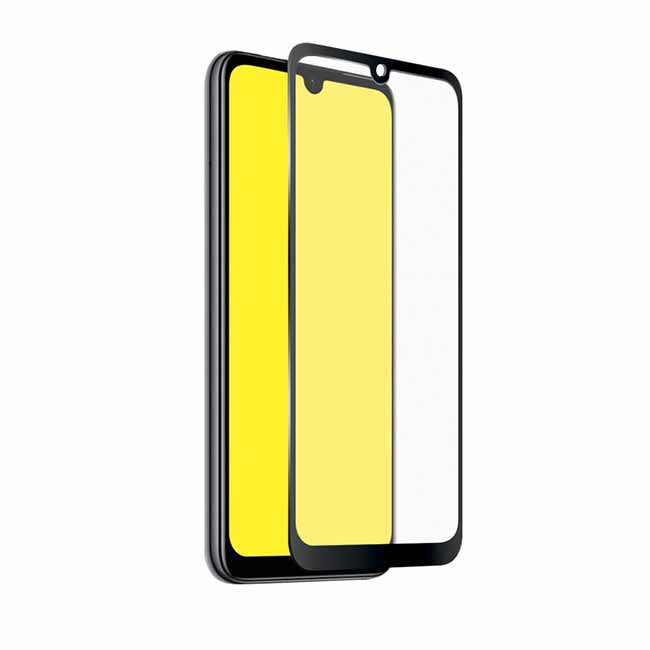 Tvrdené sklo SBS Full Cover pre Xiaomi Redmi Note 7, black