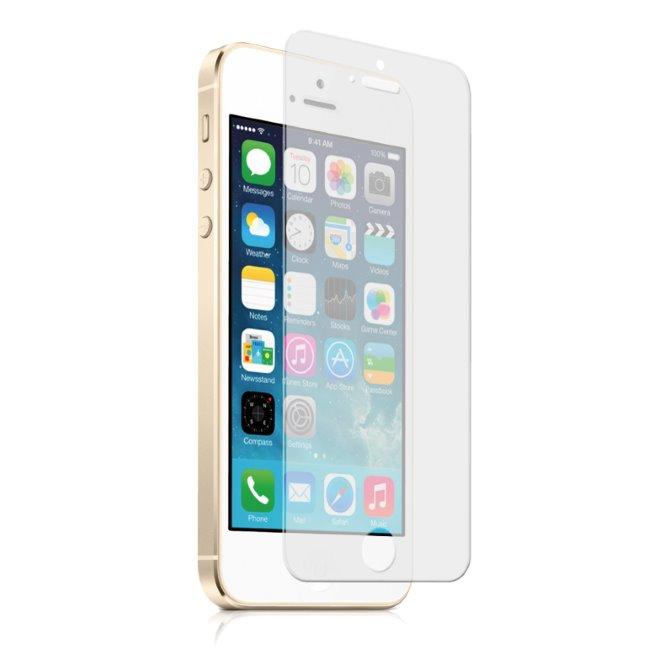 Ochranné tvrdené sklo SBS pre Apple iPhone SE, 5S, 5C a 5 TESCREENGLASSIP5