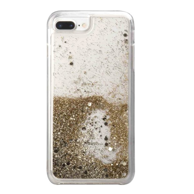 SBS Gold Cover for iPhone 8 Plus/7 Plus/6S Plus/6 Plus TESLCOVWATGOLDIP8P