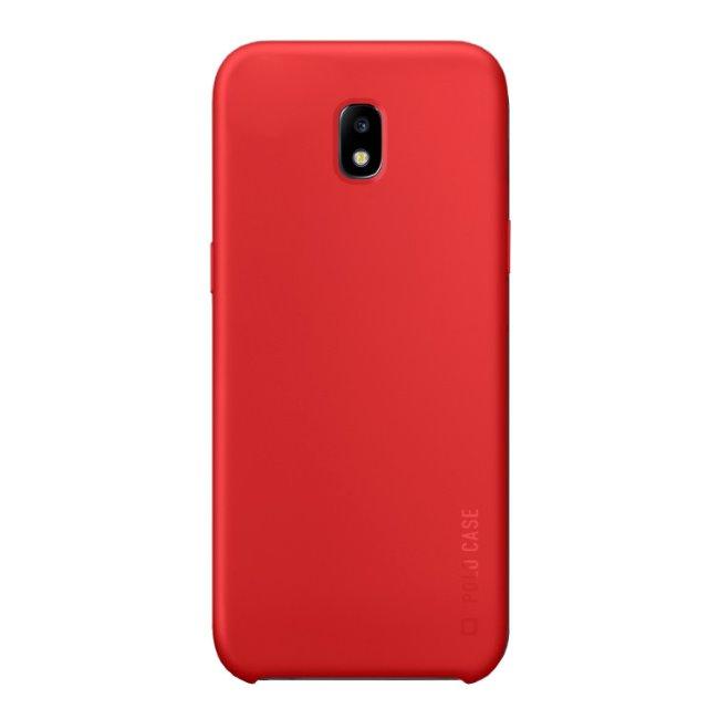 Puzdro SBS Polo pre Samsung Galaxy J5 2017, červené TEPOLOSAJ517R