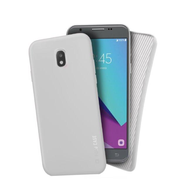 Puzdro SBS Polo pre Samsung Galaxy J5 2017, biele TEPOLOSAJ517W