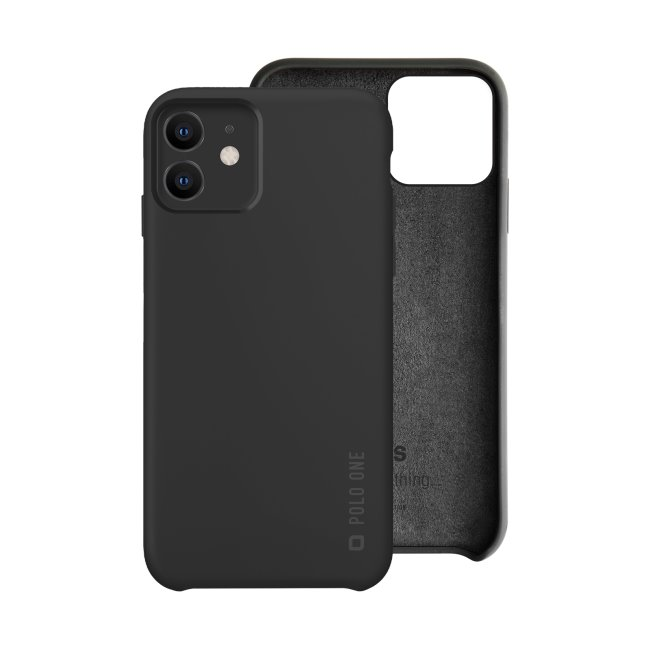SBS Polo One Cover for iPhone 11, black