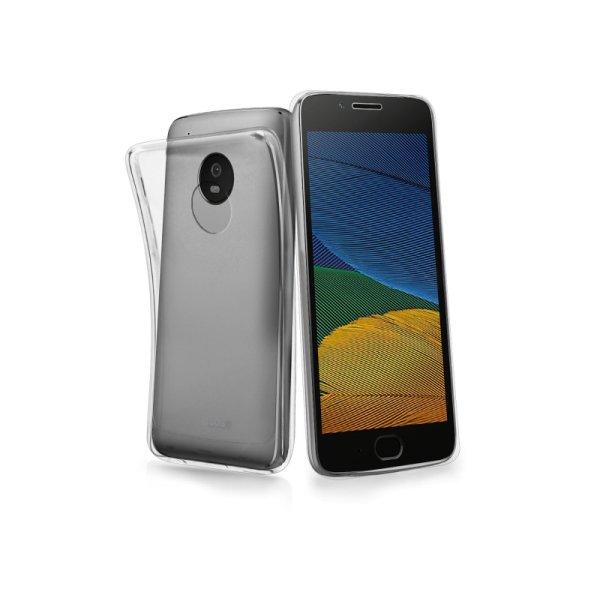 Puzdro SBS Skinny pre Motorola Moto G5, transparentná TESKINMOG5T
