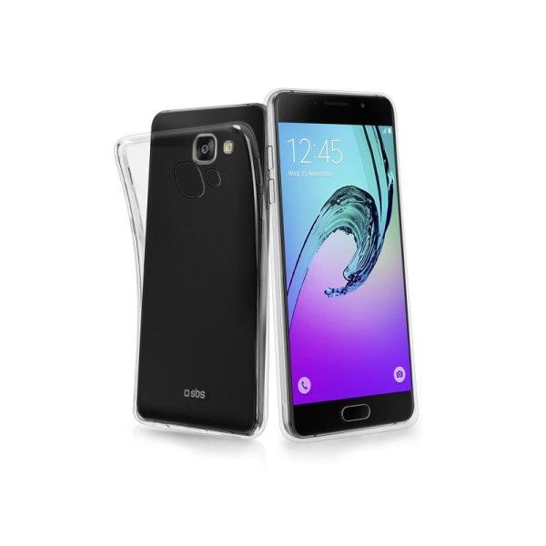 SBS puzdro Skinny pre Samsung Galaxy A5 2017 - A520F, transparentná TESKINSAA517T