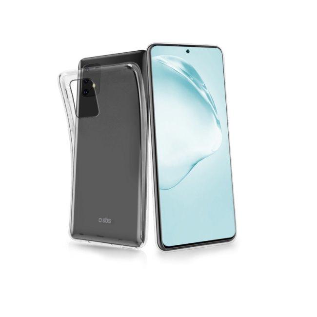 SBS puzdro Skinny pre Samsung Galaxy Note 10 Lite/A81, transparent