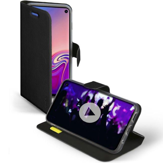 SBS Book Sense Case for Samsung Galaxy S10 - G973F, black