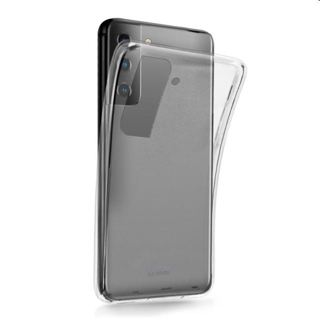 SBS puzdro Skinny pre Samsung Galaxy S21 - G991B, transparent