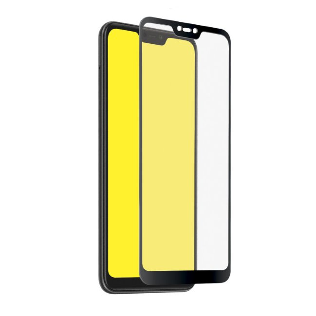 SBS tvrdené sklo Full Cover pre Xiaomi Mi A2 Lite, čierne