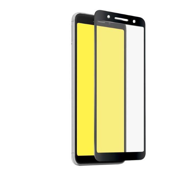 SBS tvrdené sklo Full Cover pre Xiaomi Redmi 6A, čierne