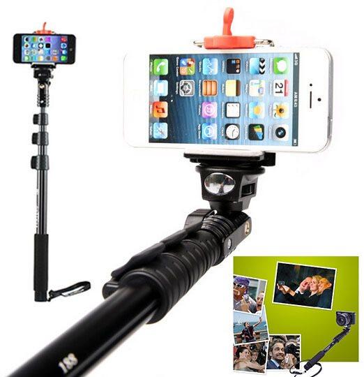 Selfie Maker BestMaker - Bluetooth teleskopická selfie tyč so samostatným ovládaním pre Váš smartfón