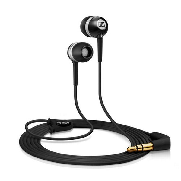 Sennheiser CX 300-II Precision, black