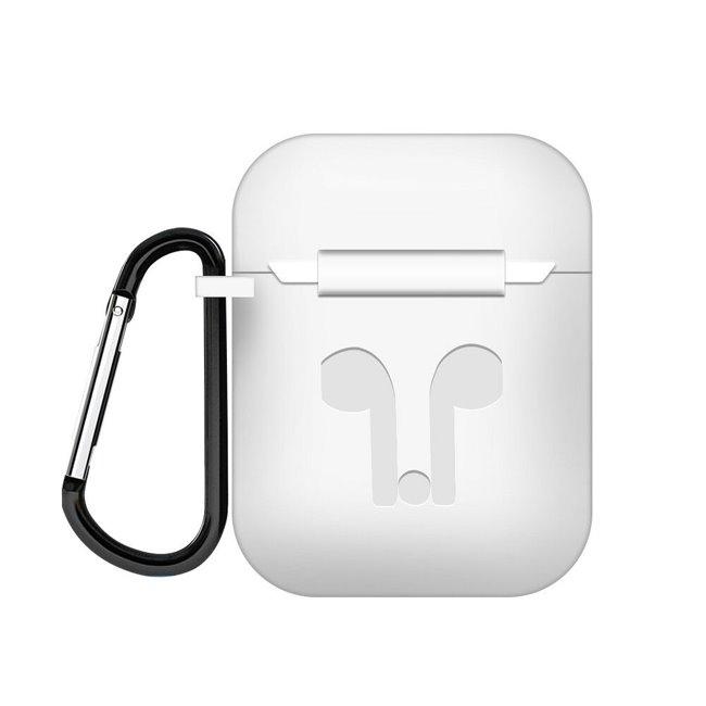 Silikónový obal s karabinkou pre Apple AirPods (2019)
