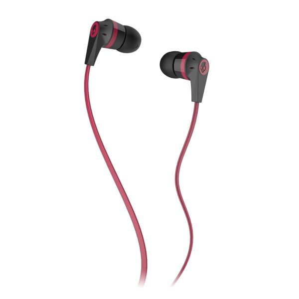 Skullcandy Ink�d 2, black/red
