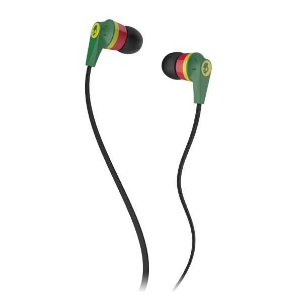 Skullcandy Ink�d 2, rasta