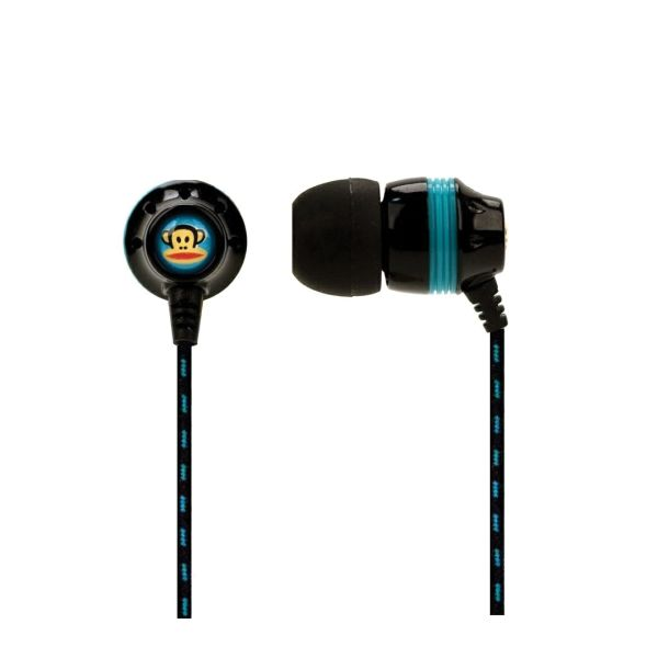 Skullcandy Ink�d Paul Frank, black