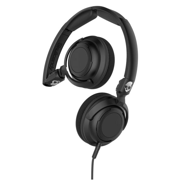 Skullcandy Lowrider 2 with Microphone, black