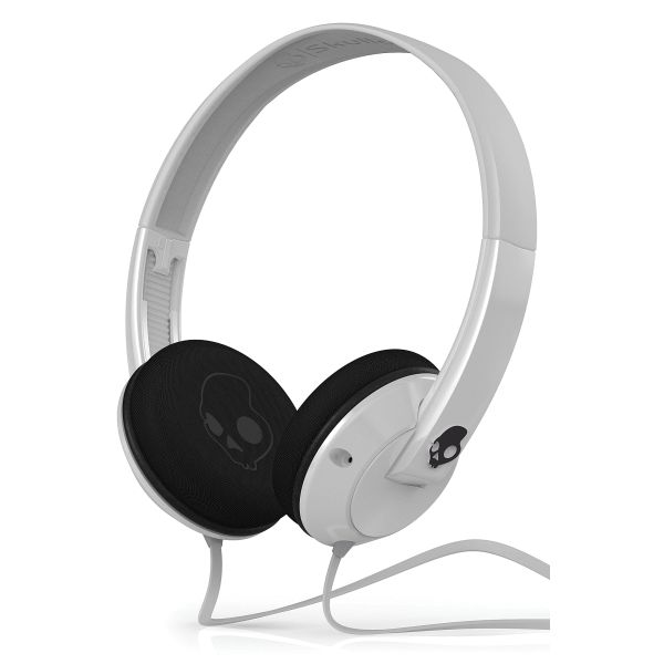 Skullcandy Uprock, white/black