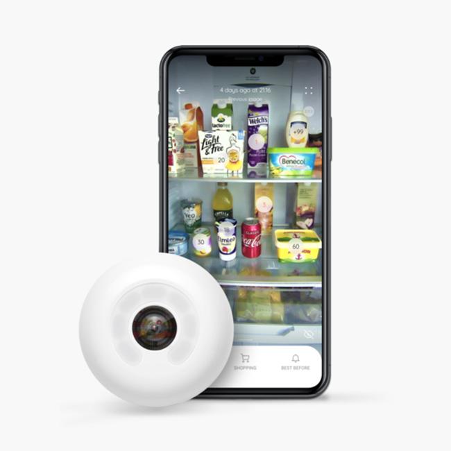 Smarter FridgeCam - inteligentná kamera do chladničky