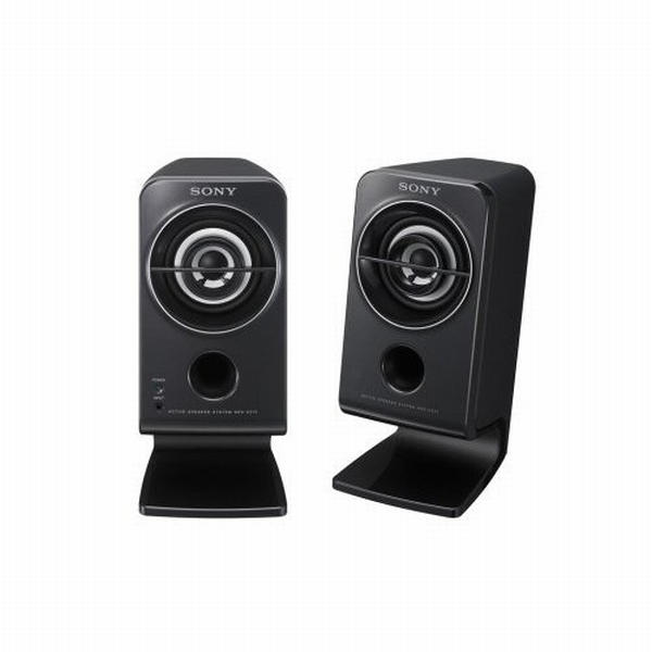 Sony Active Speaker System SRS-A212, black