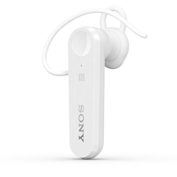 Sony MBH10 - Bluetooth headset, White