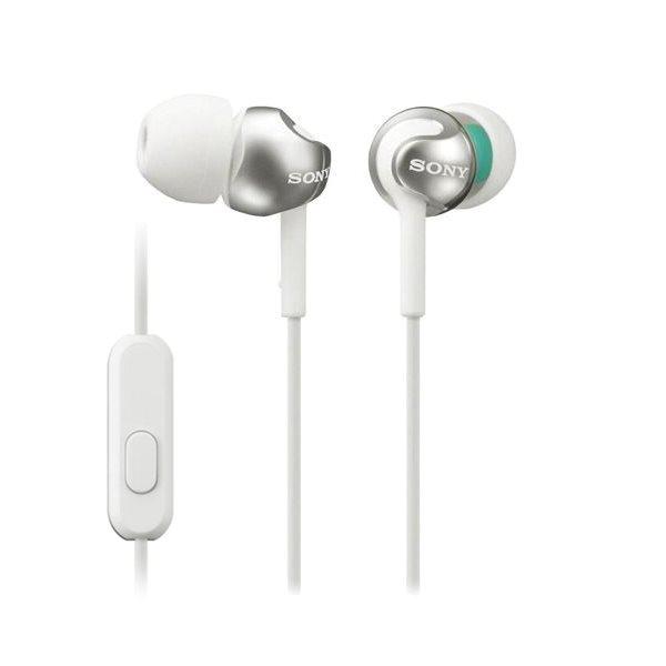 Sony MDR-EX110AP s handsfree, white