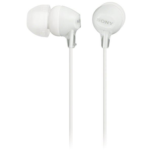Sony MDR-EX15LP, white