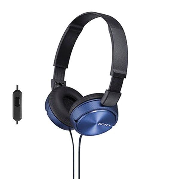 Sony MDR-ZX310AP s handsfree, blue
