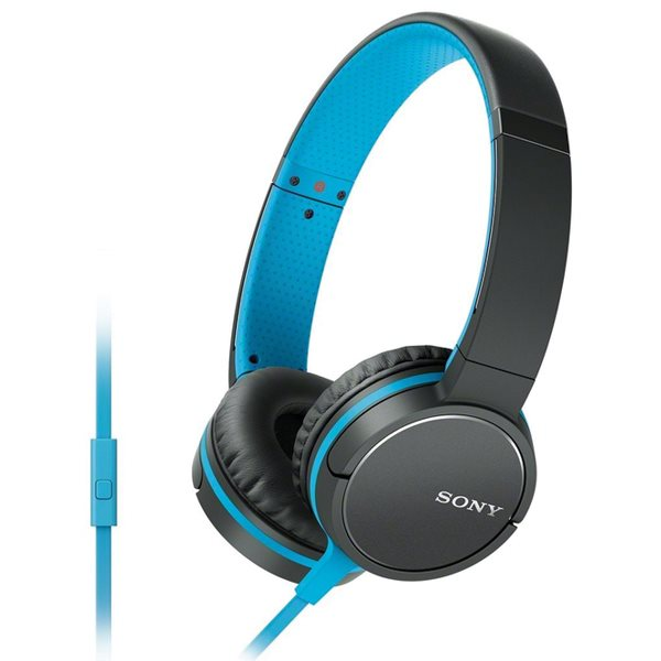 Sony MDR-ZX660AP s handsfree, blue